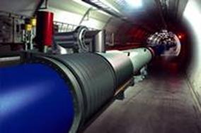 anillo del nuevo acelerador LCH (CERN)